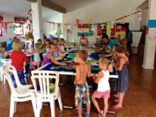Animazione bambini Camping Toscana