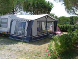 Camping mare Toscana