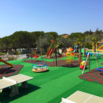 Giochi per bambini camping Toscana