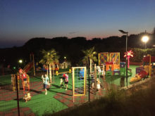 Parco giochi villaggio Toscana